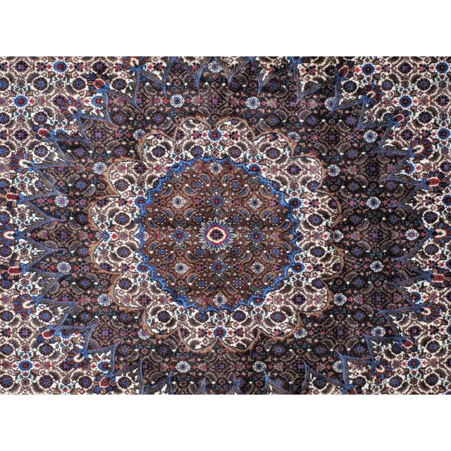 "1970s Leon Banilivi Persian Mood Carpet - 10'2"" X 13'5"" For Sale - Image 5 of 7"
