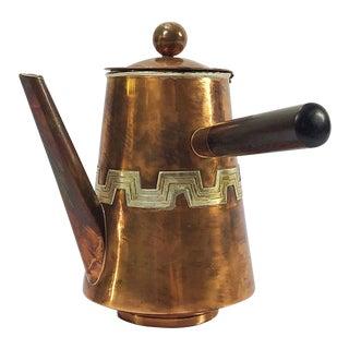 Teapot Designed by Ana Brilante for Victoria For Sale