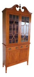 Image of Newly Made China and Display Cabinets in New York