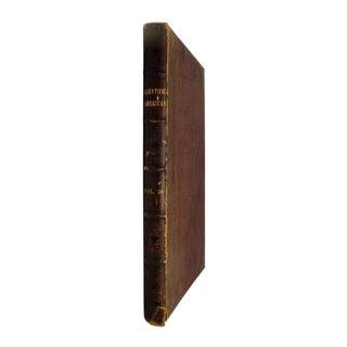 Antique Scientific American Book For Sale