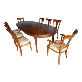 Grange Dining Table & Chairs For Sale