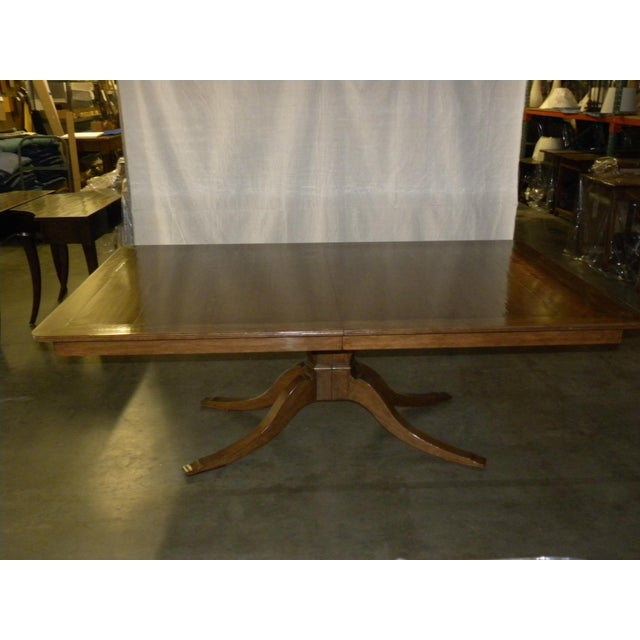 Rose Tarlow Custom Pickwick Dining Table For Sale - Image 9 of 9