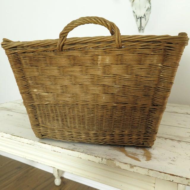 French Market Basket - Image 6 of 7