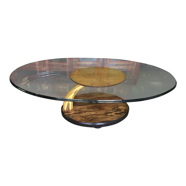 Henredon Scene Two Coffee Table Mid Century Modern For Sale