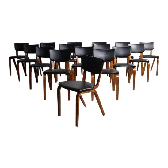 Thonet Bentwood Chairs - Set of 16 For Sale