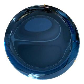 Contemporary Curve Convex Mirror. Italy For Sale