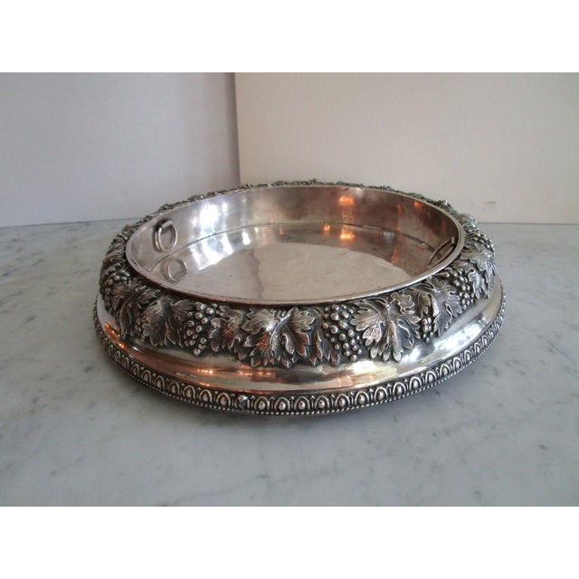 Silver Plated Fruit Bowl - Image 2 of 6