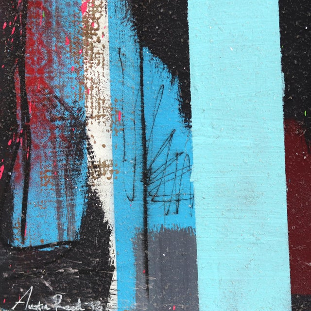 """Sense of Balance"" Original Artwork by Austin Reed For Sale - Image 4 of 10"