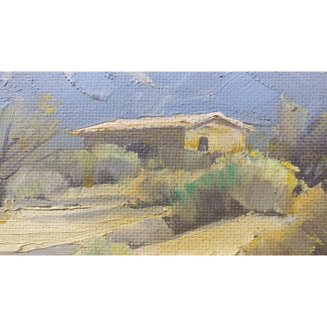 Darving Duncan - Beautiful California Desert Landscape-Impressionsit -oil Painting - Image 7 of 10