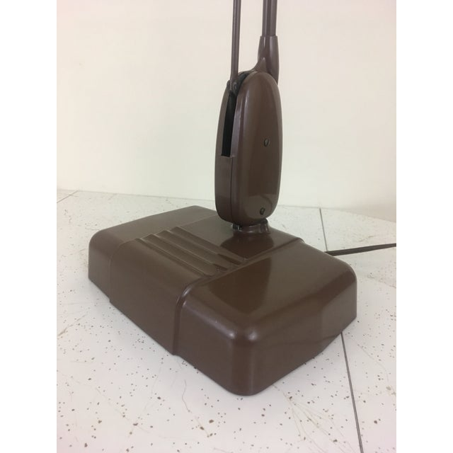 Nice Vintage Industrial Era Task Light. In good condition for it's age. Show's signs of normal use, such as small...