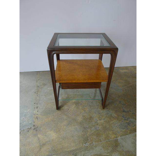 Brown Restored Dunbar Night Stands - a Pair For Sale - Image 8 of 10