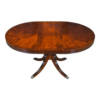 Regency 48″ Round Dining Table For Sale