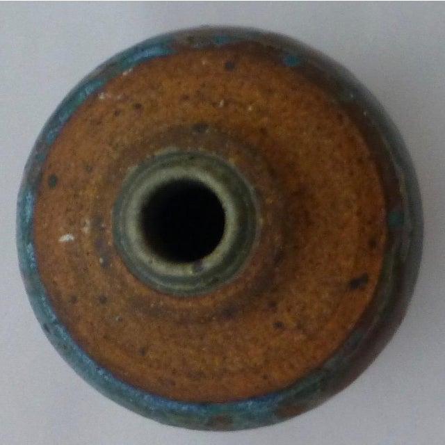 Lyman California Studio Pottery Vase For Sale In Boston - Image 6 of 11