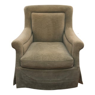 Hickory Chair March Swivel Chair by Mariette Himes Gomez For Sale