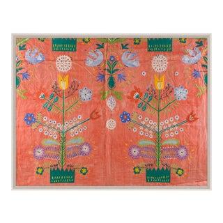 Paule Marrot, Fete, Framed Artwork For Sale