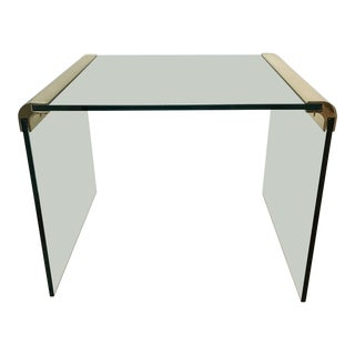 Pace Collection Waterfall Cocktail Table by Leon Rosen For Sale