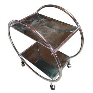 Art Deco Tea Cart/Tea Service Preview