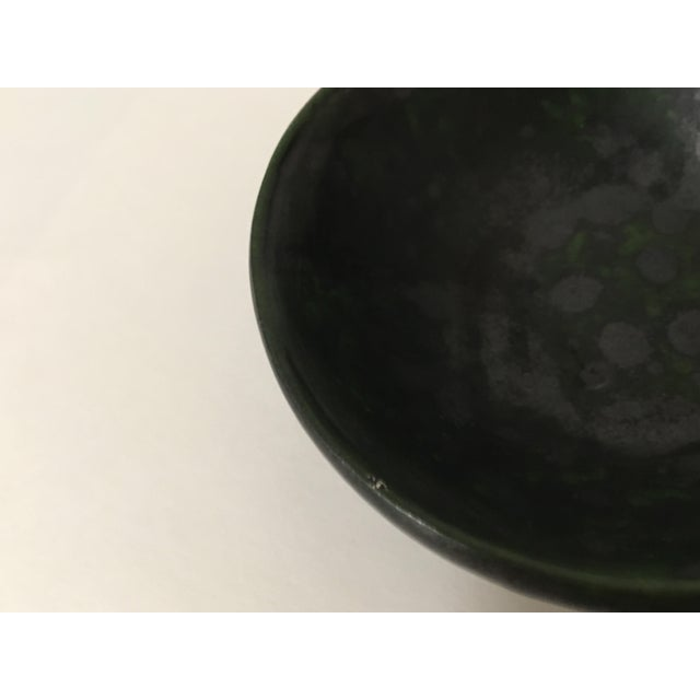 Green Studio Ceramic Bowl - Image 7 of 8