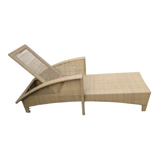 Woodard Trinidad Chaise Lounge For Sale