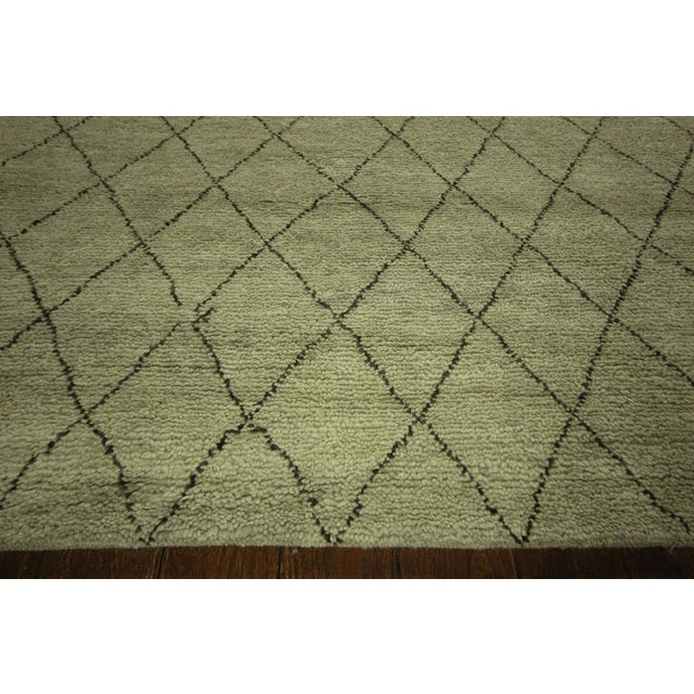 "Moroccan Berber Collection Rug - 8'1"" x 10' - Image 5 of 9"