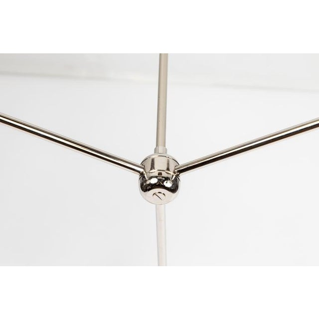 Modern Three-Cone 'Lola Ii' Chandelier For Sale In Los Angeles - Image 6 of 13