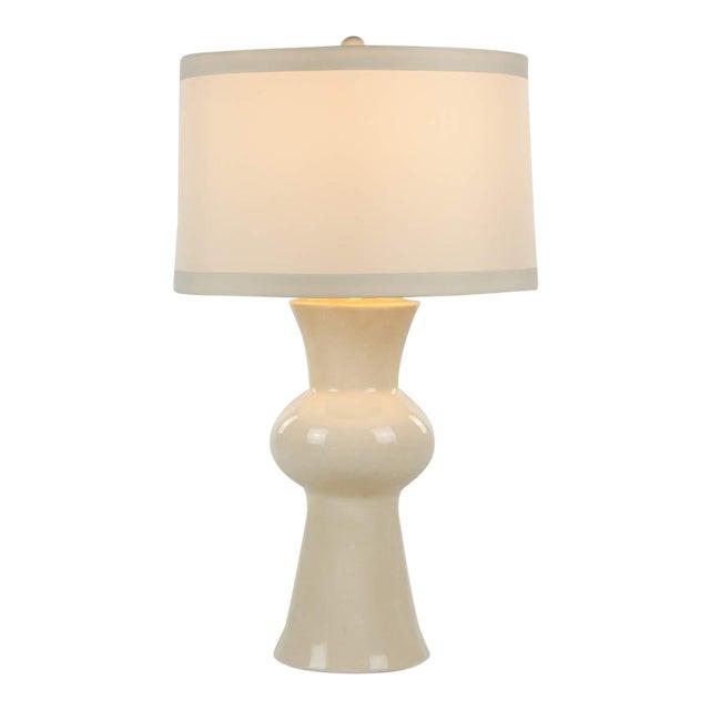 Gordon Porcelain Table Lamp For Sale