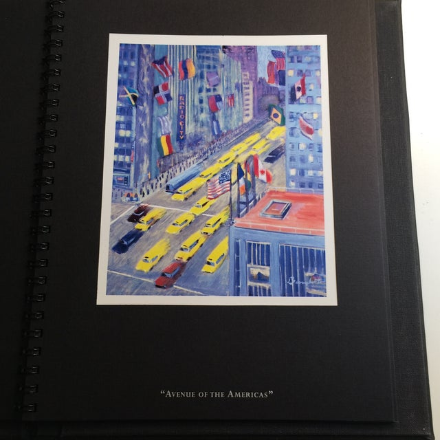 """""""An Evening with the Art of Tony Bennett"""" Book of Paintings For Sale - Image 10 of 11"""