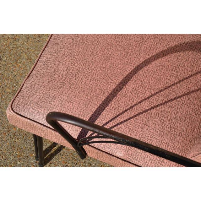 Vintage Mid-Century Modern Viko Baumritter Lounge Chair For Sale - Image 11 of 13