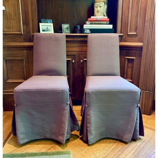 1990s Vintage Romeo Soussi Isetta Maxi Chairs-A Pair For Sale In Boston - Image 6 of 6