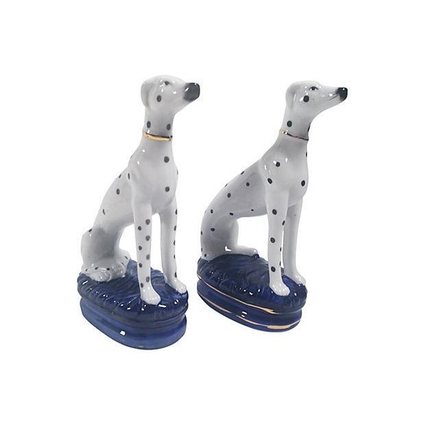 Staffordshire-Style Dalmations - A Pair - Image 5 of 5