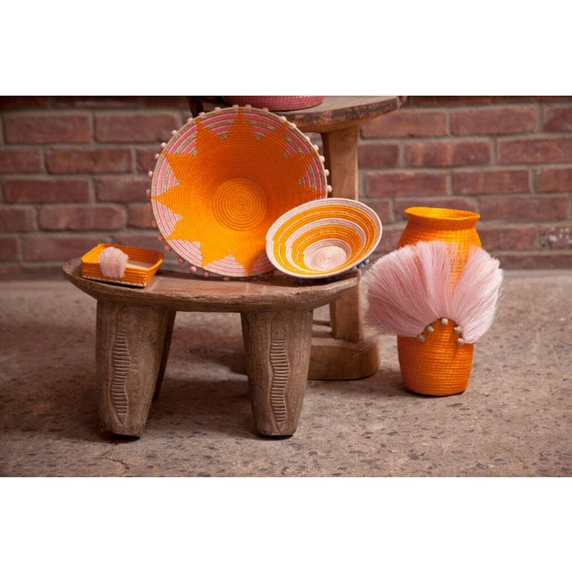 If you're looking for accessories that make a real statement, look no further! Charlie Sprout Fanned Out vase will...