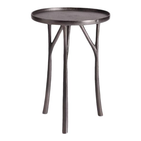 Kenneth Ludwig Edison Side Table For Sale