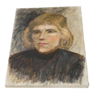 Everyday Alice Oil Portrait Painting