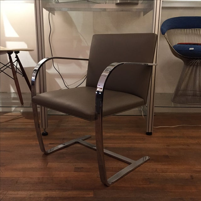 Knoll Flat Bar Brno Chair - Image 3 of 6
