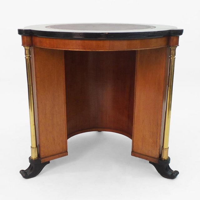 English Regency Tripodal book table For Sale In New York - Image 6 of 8