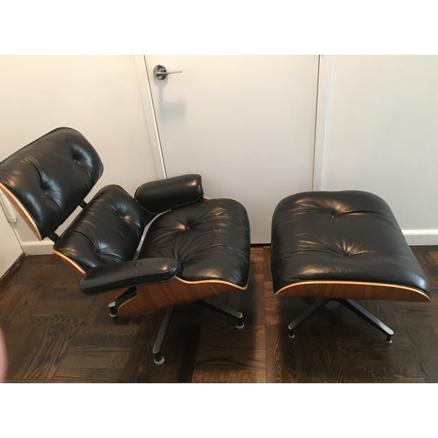 Original Eames Lounge Chair and Ottoman - Image 2 of 5