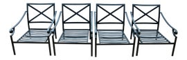Image of Charcoal Outdoor Seating