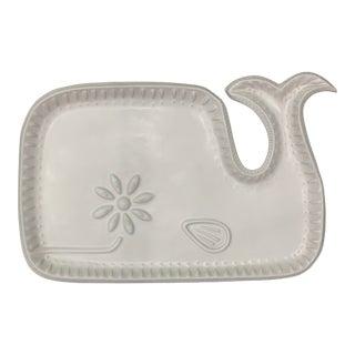 Jonathan Adler Whale Platter For Sale