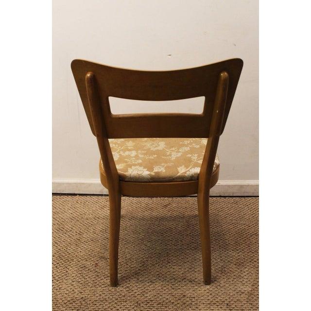 Heywood-Wakefield Danish Modern Side Chair - Image 5 of 11