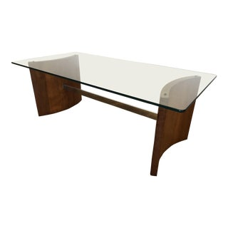 Vladimir Kagan for Selig Propeller Coffee Table For Sale