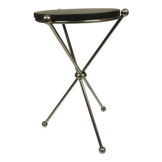 Contemporary Tripod Martini Table For Sale