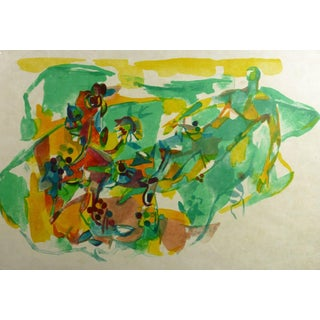 Abstract For Sale