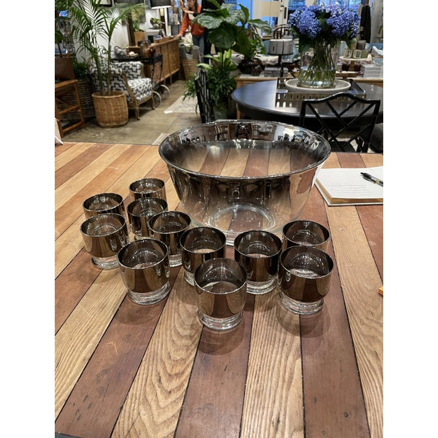 Dorothy Thorpe 1960s Mid Century Glassware For Sale - Image 10 of 10