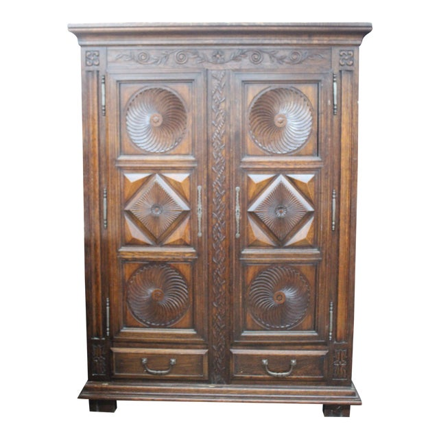 18th Century French Armoire/Wardrobe For Sale