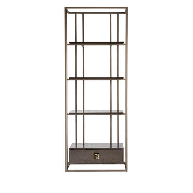 Contemporary Adriana Hoyos Bolero Bookcase 200 For Sale - Image 3 of 3