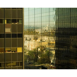 """""""Glass Canyon"""" Contemporary Photograph by John Manno For Sale"""
