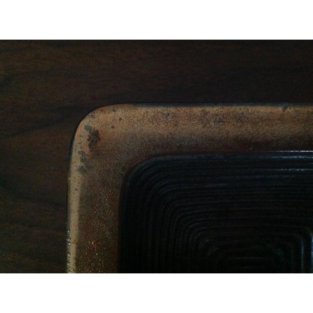 Ben Seibel Copper Square Ashtray - Image 6 of 6
