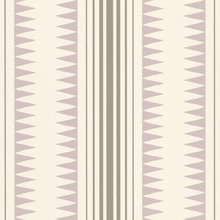 Sample - Schumacher X David Oliver Brompton Wallpaper in Svelte For Sale