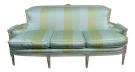Image of Newly Made Louis XVI Standard Sofas