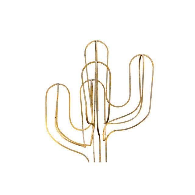 Monumental Cactus Sculpture - Image 4 of 8